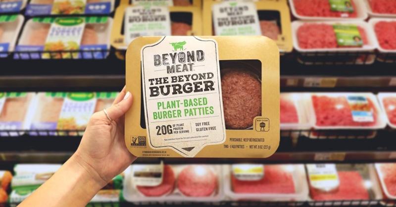 Растительное мясо появится на полках российских супермаркетов