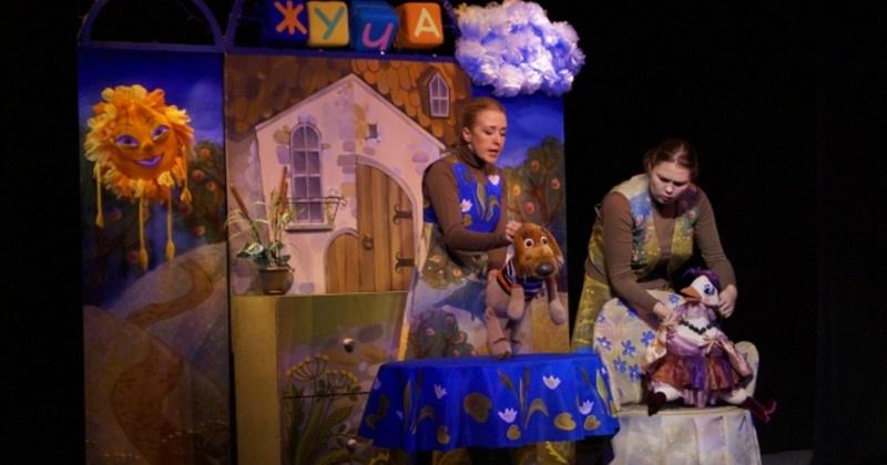 В рамках программы «Большие гастроли» в Магадан прибыли артисты Тамбовского государственного театра кукол