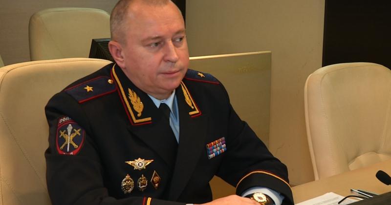 Игорь РЫЖЕВИЧ:  Профессия полицейского - одна из самых важных и нужных