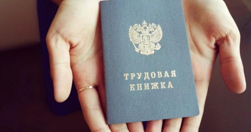 Россиян заставят выбирать тип трудовой книжки