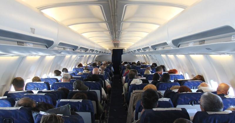 Мужчина устроил дебош на борту самолета Магадан - Хабаровск