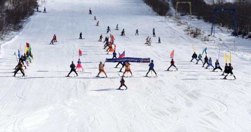 РГШ-Магадан объявляет о дополнительном наборе на отделения горнолыжного спорта, сноуборда, лыжного двоеборья