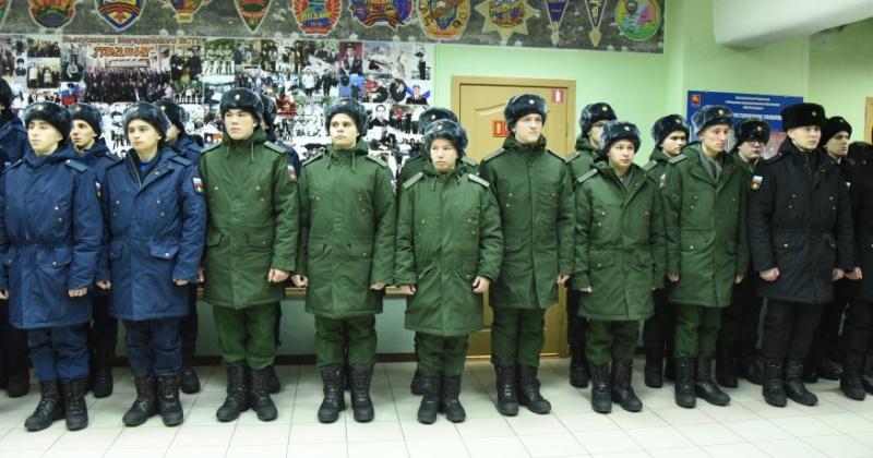 25 жителей Магадана пополнят ряды Вооруженных сил Российской Федерации
