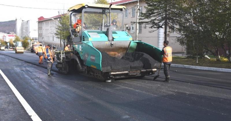 До 2024 года запланирован ремонт 34,5 километров дорог в Магадане