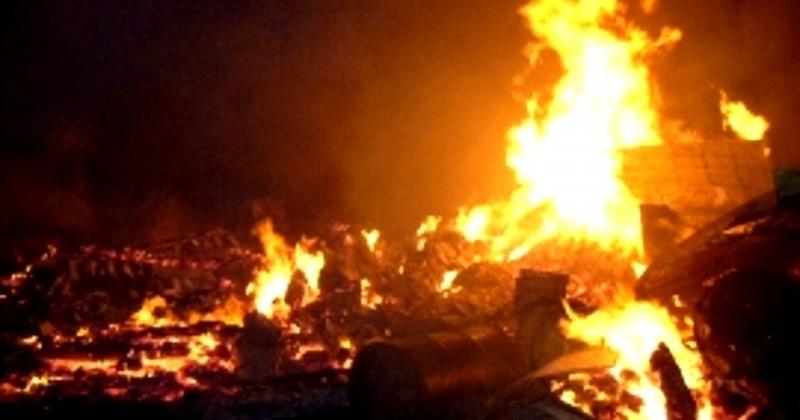 С начала 2019 года в Магаданской области зарегистрировано 279 пожаров