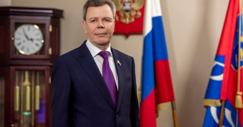 Сергей Абрамов: Налоговая служба - гарант финансовой стабильности и экономической безопасности страны