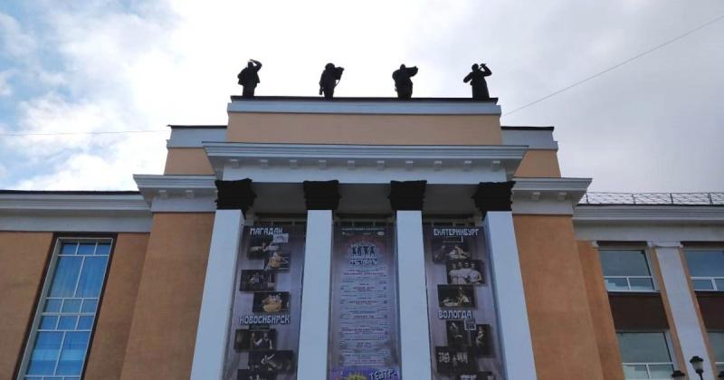 Мюзикл-сказка «Хоттабыч», фестиваль школьной Лиги КВН, спидкубинг, День матери в Магадане