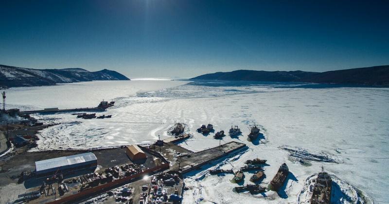 Реконструкция рыбного терминала Магаданского морского порта позволит создать в регионе новые рабочие места