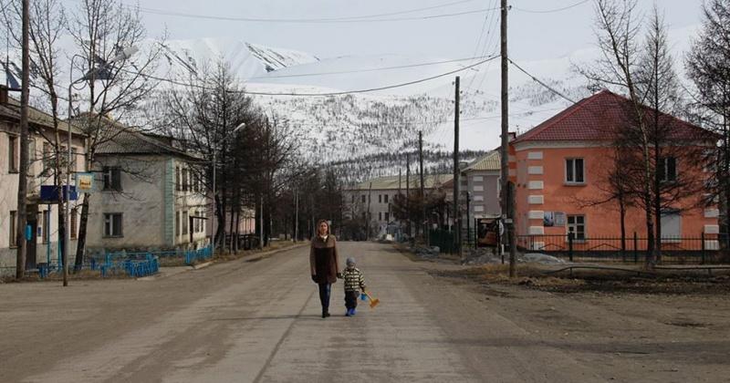Сучки - поселок Омсукчан