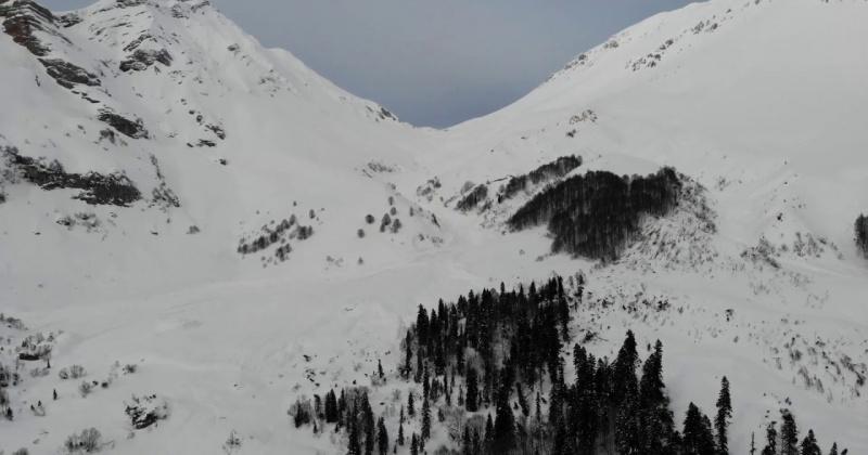 В окрестностях Магадана возможен сход лавин
