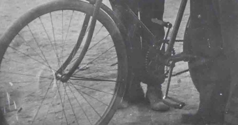 83 года назад в Магадане был введен налог с велосипедов