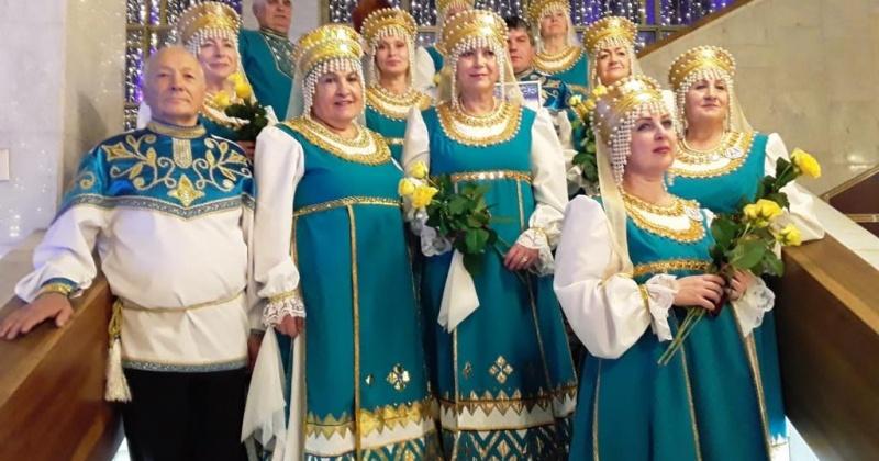 «Лель» из Олы завоевал третье место во Всероссийском конкурсе «Поединки хоров»