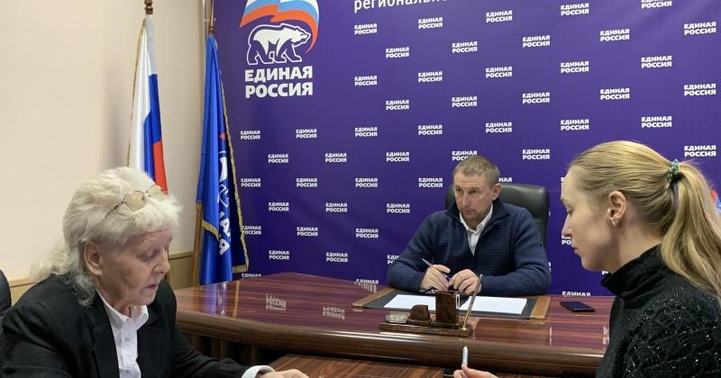 Эдуард Козлов: Каждый обратившийся за помощью получил решение своего вопроса