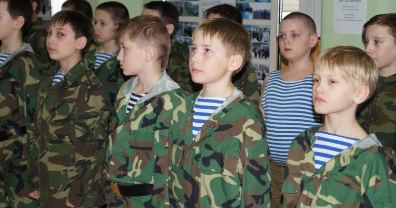 В Магадане подвели итоги конкурса военно-патриотических клубов «Делай, как я!»