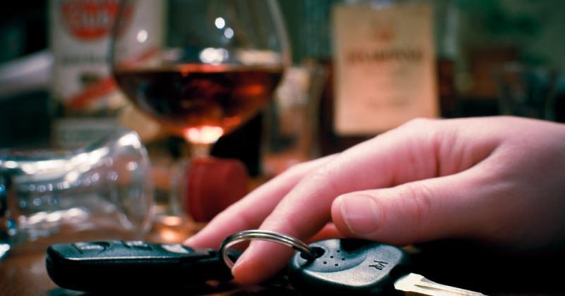Девять месяцев строго режима получил житель Магадана за управление автомобилем в состоянии опьянения