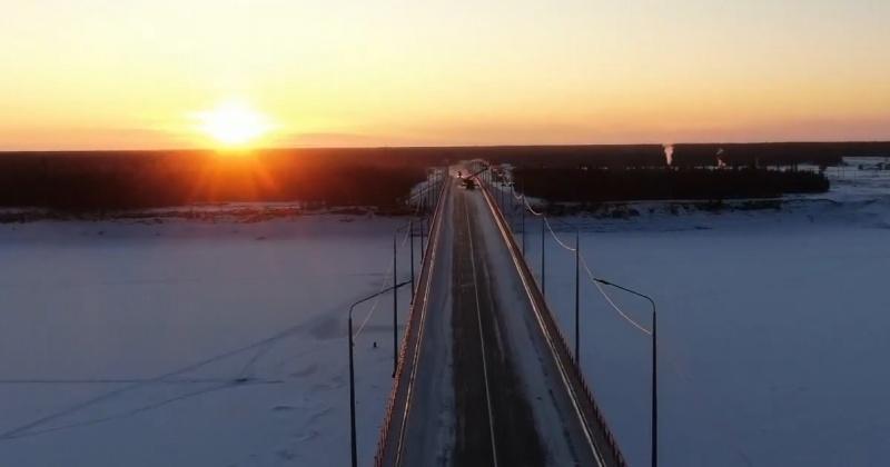 Айсен Николаев: Мы рассматриваем вопрос создания сквозной магистрали в будущем. На первом этапе — от Мирного до Магадана