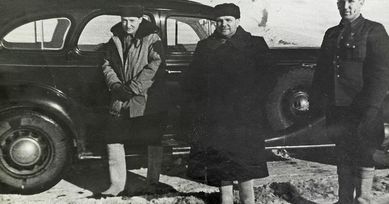 80 лет назад в  Магадан на пароходе «Феликс Дзержинский» прибыл новый начальник Дальстроя И. Ф. Никишов