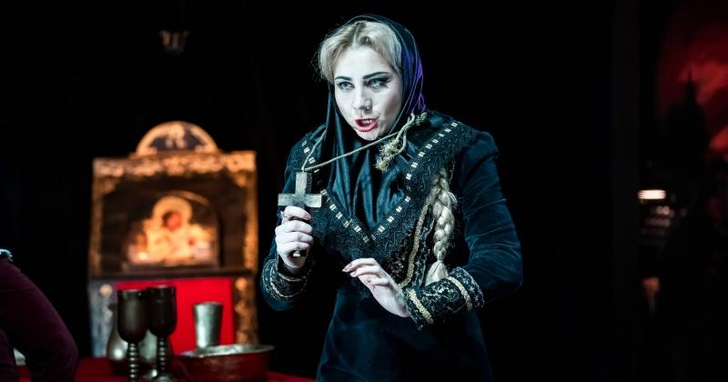 Опера-пролог «Боярыня Вера Шелога»