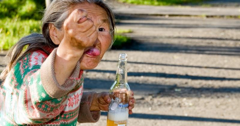 Алкоголизм и малочисленные народы Севера