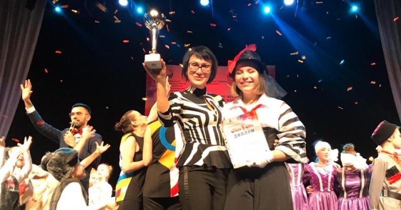 Ученица школы искусств из Магадана завоевала Гран-при международного конкурса-фестиваля «МИКС-АРТ»