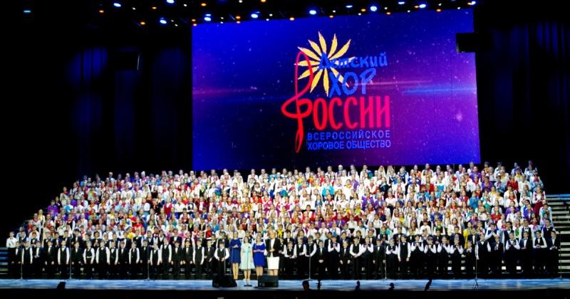 Пять юных вокалистов из Магадана споют в составе Детского сводного хора России в Москве