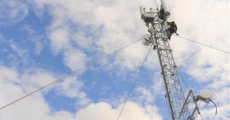 Количество базовых станций Tele2 4G на Колыме только за этот неполный год выросло на 30%