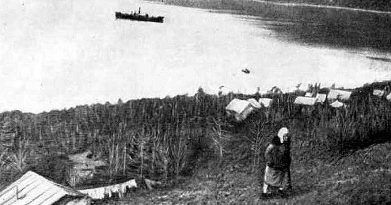 Нагаевский рабочий посёлковый Совет был организован 89 лет назад
