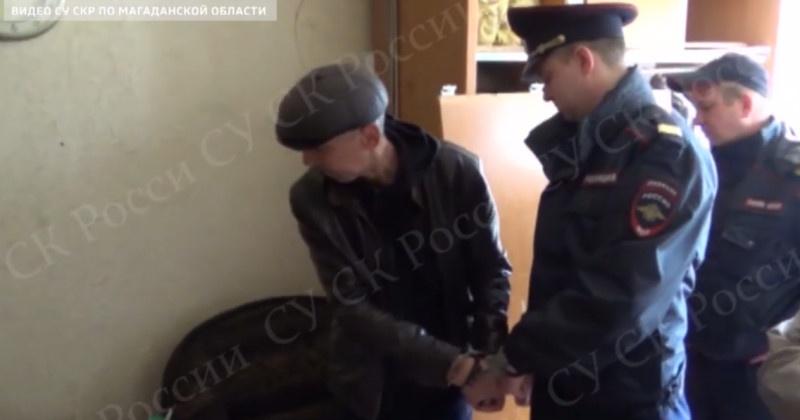 Несколько дней преступник избивал свою жертву перед убийством в одном из домов Магадана (Видео)