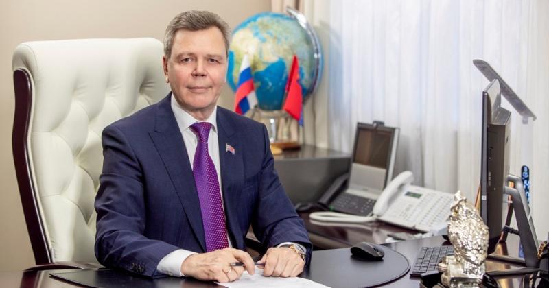 Сергей Абрамов: Заседание будет насыщенным, важным и интересным