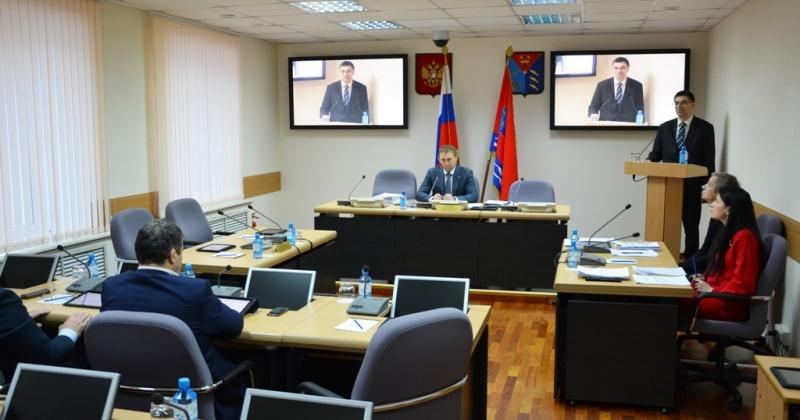 Депутаты проанализировал работу административных комиссий региона