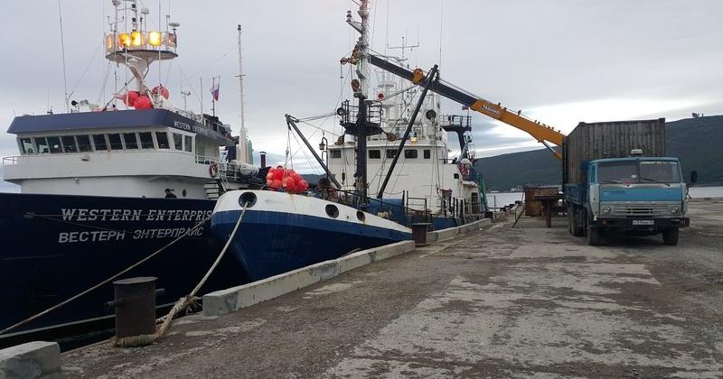 Угрозу работе рыбопромыслового флота изучили в Российском союзе промышленников и предпринимателей