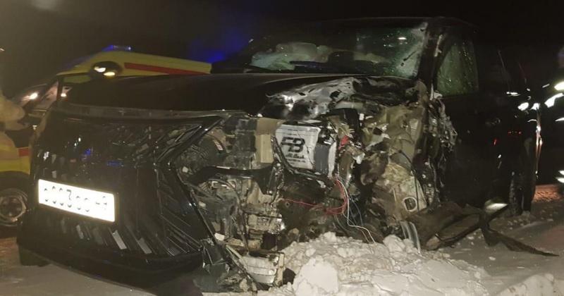 Автомобиль депутата, мецената Александра Басанского попал в жуткое ДТП