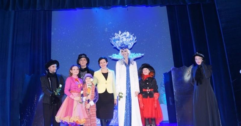 В Магадане при поддержке партпроекта состоялась премьера спектакля «Снежная королева»
