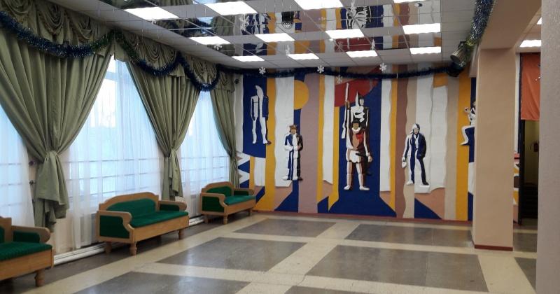 Дом культуры Эвенска отремонтировали благодаря нацпроекту «Культура»