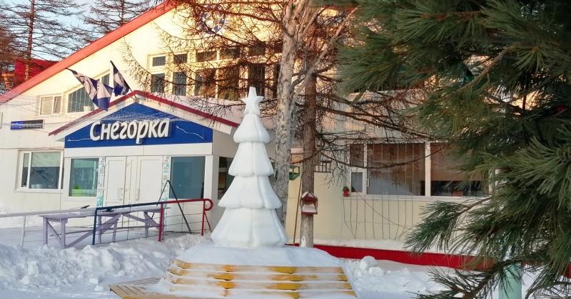 """""""Снегорка"""" во время каникул ждет жителей и гостей Магадана ежедневно с 11 до 18 часов начиная со 2 января."""
