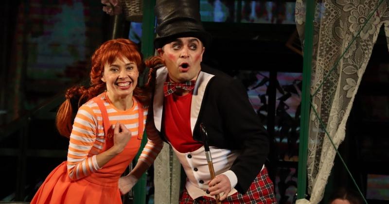 Новогодняя премьера в Магадане – музыкальная сказка в одном действии «Пеппи Длинныйчулок»