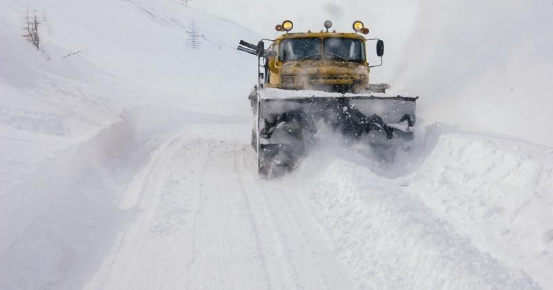 Проезд на дороге Магадан-Балаганное-Талон и ледовой переправе через р. Яну открыт для всех видов транспорта