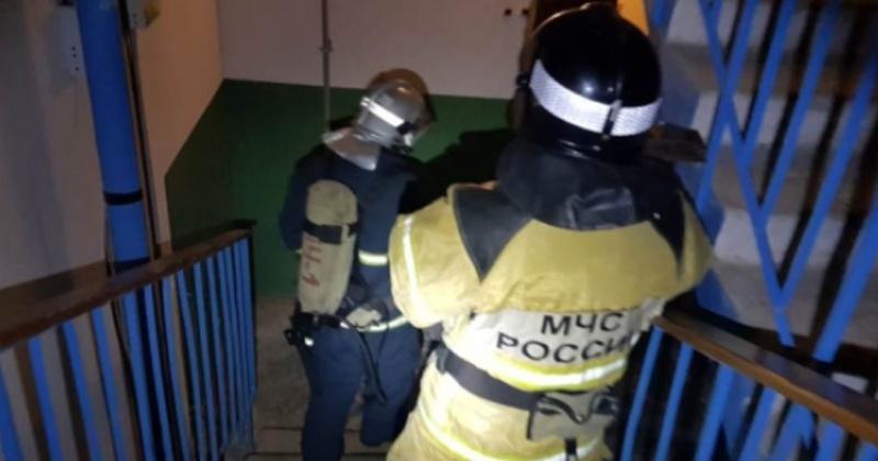 Спасатели Магадана трижды за сутки выезжали для оказания помощи пожарным
