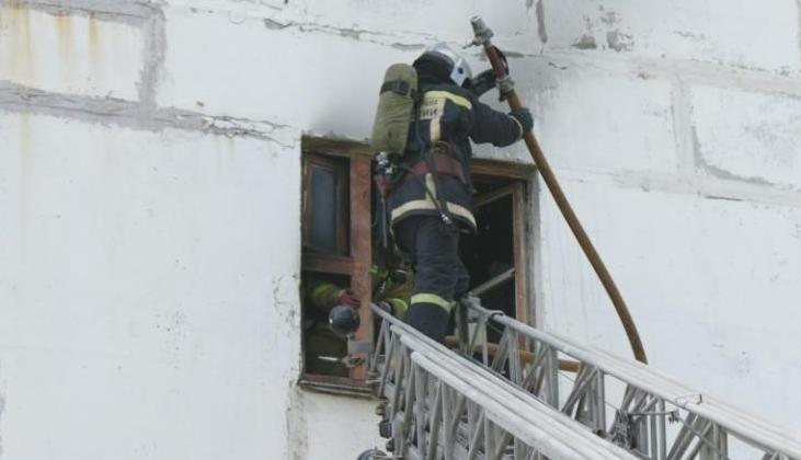 17 пожаров произошло в Магадане и регионе во время новогодних праздников