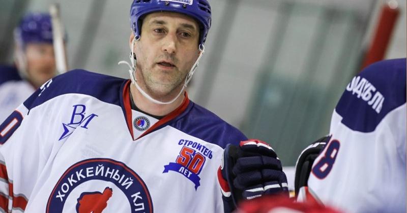 Нападающий магаданского «Строителя» Игорь Краснов стал одним из 19 лучших снайперов «Ночной хоккейной лиги»