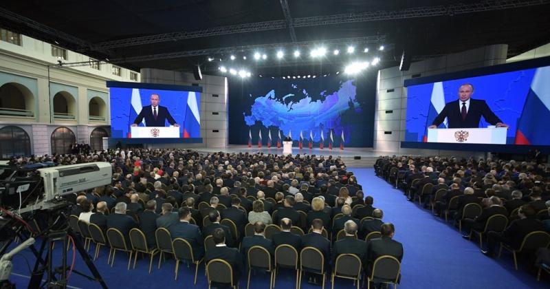 Сергей Абрамов примет участие в оглашении Послания Президента Федеральному Собранию