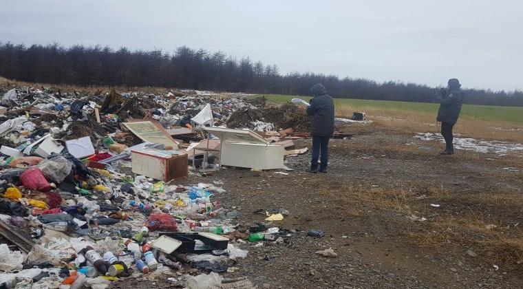 Фермер из Магадана устроил свалку мусора на участке сельскохозяйственного назначения
