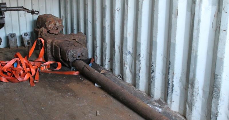 На территории сквера Победы в Магадане планируется установить два ствола от танков Т-34