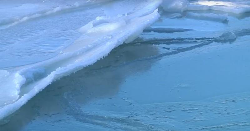 Лед из Магадана смогут транспортировать в южные страны