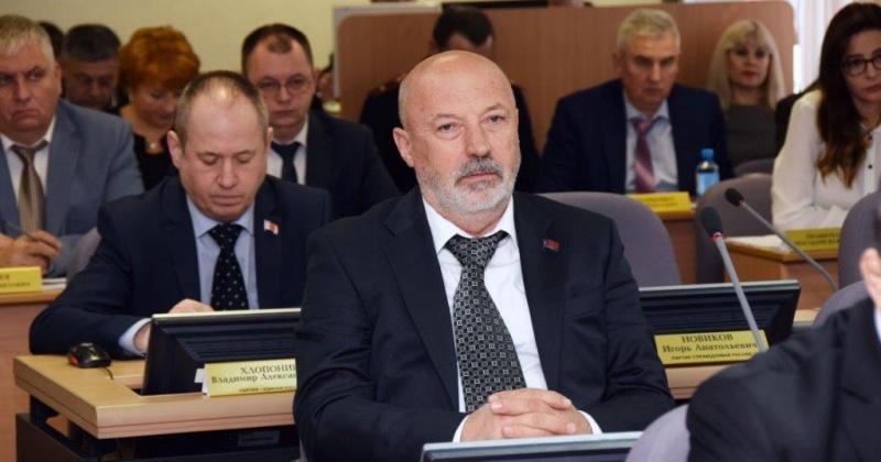 Повышение качества жизни в избирательном округе – основная цель депутатской работы Леонида Мурина