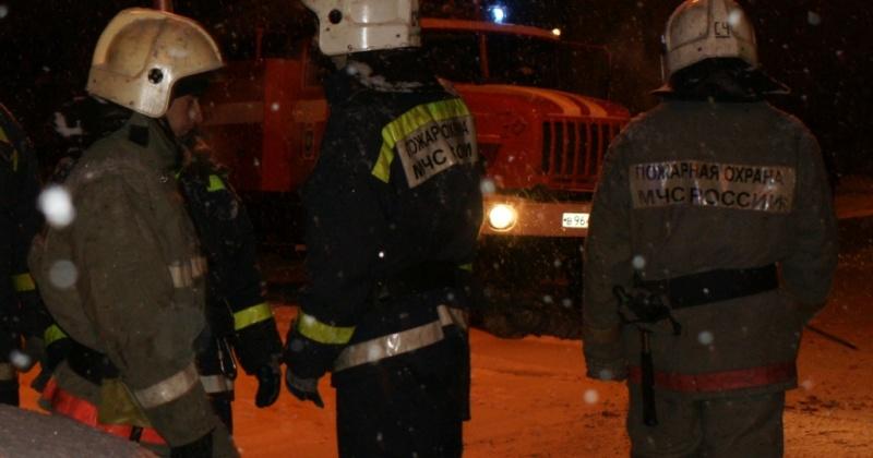 Квартира по  улице Гагарина 28 горела в Магадане