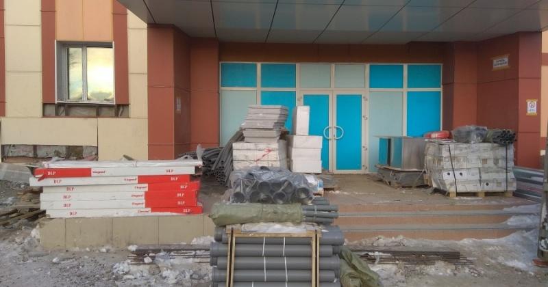 Подрядчики важнейших строительных объектов Магадана и Колымы после каникул активно включились в работу