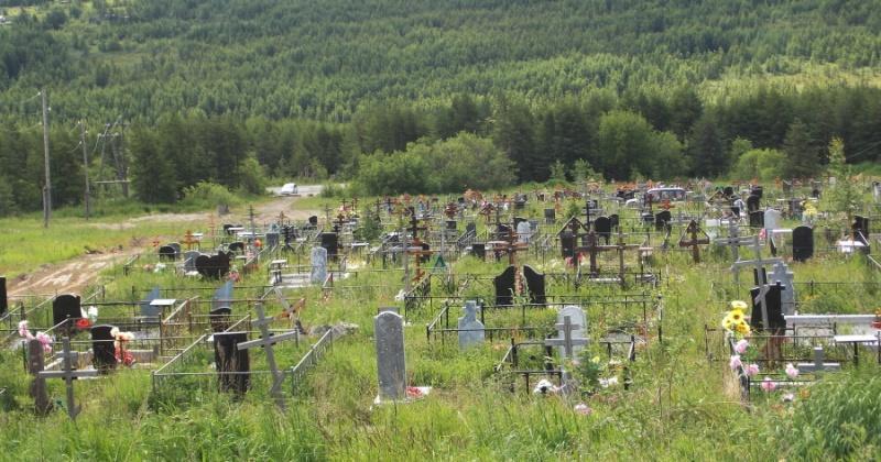 В Магадане готовят проект нового кладбища