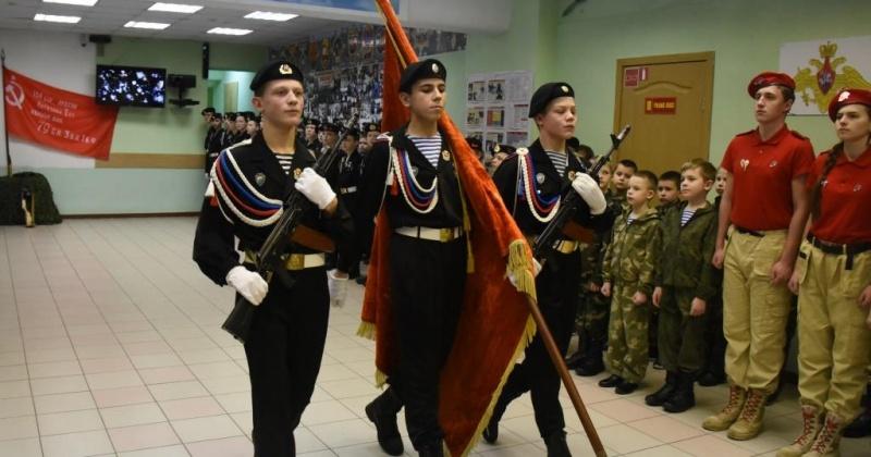Месячник военно-патриотического воспитания в Магадане объединит более ста мероприятий