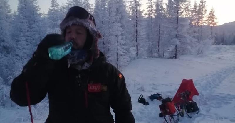 Путешественник Хосе Андрес опять чуть не замерз